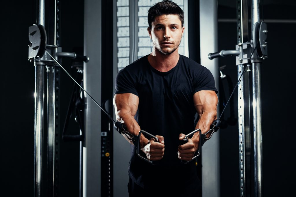 "Formation de bodybuilder dans la salle de gym Crossover. Handsome athlete man. ""Width ="" 600 ""height ="" 400 ""data-jpibfi-post-excerpt ="" ""data-jpibfi-post-url ="" https://www.marcypro.com/blog/upper-body- High-impact-workouts / ""data-jpibfi-post-title ="" Upper Body High Impact Workouts ""données-jpibfi-src ="" https://www.marcypro.com/blog/wp-content/uploads/2017/07 /iStock-667759734-1024x683.jpg""/>  <p class="